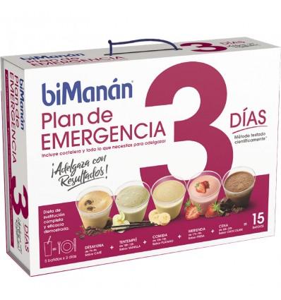 Bimanan Plano De Emergência 3 Dias