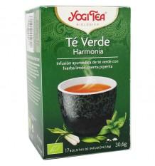 Yogi Tea Chá Verde Harmonia 17 Saquinhos