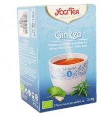 Yogi Tea Ginkgo 17 Saquinhos