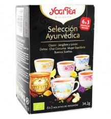 Yogi Tea Selection ayurvedic 18 Sachets