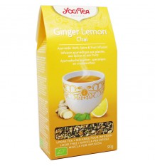 Yogi Tea Ginger Lemon 90 Gramos