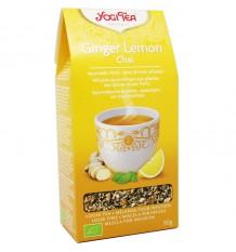Yogi Tea Ginger Lemon 90 Grams