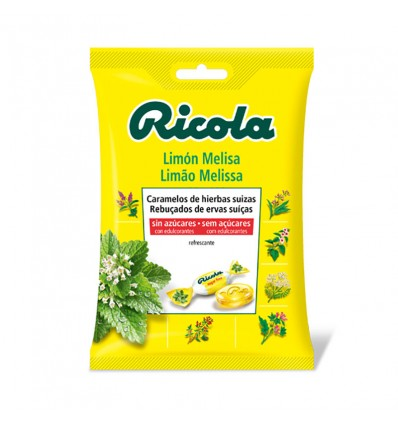 Ricola Caramelos Limon Bolsa 70g