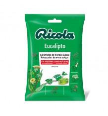 Ricola Caramelos Eucalipto Bolsa 70g