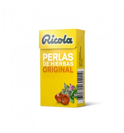 Ricola Pearls Herbs Original Without Sugar 25 g