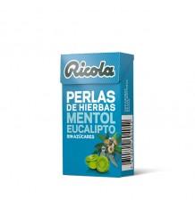 Ricola Perlas Mentol Eucalipto Sin azucar 25 g
