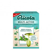 Ricola Multiactive Bonbons à la Menthe 51g