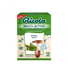 Ricola Multiactive Karamell Kräuter 51g