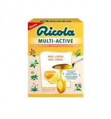 Ricola Multiactive Caramelo Miel Limon 51g