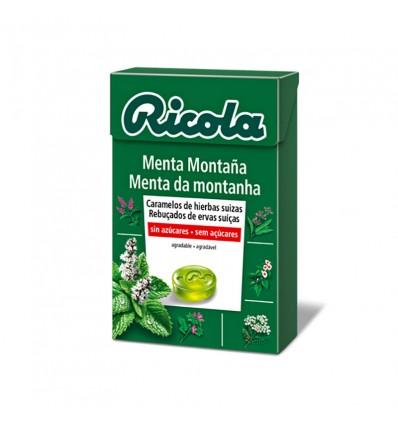 Ricola Candy Mint Mountain Box 50g