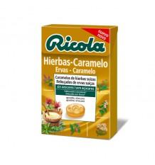 Ricola Caramelo Hierbas Caramelo Caja 50g