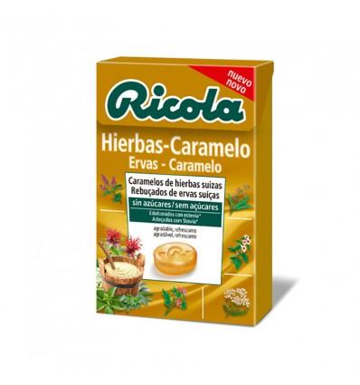 Ricola Bonbons Kräuter Candy Box 50g