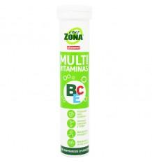 Enerzona Multivitaminas BCE 20 Comprimidos Efervescentes