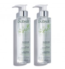 Caudalie Micellar Water make-up Remover 200 ml Duplo Promotion