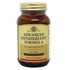 Solgar Advanced Antioxidant Formula 60 Capsulas