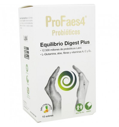 Profaes 4 Equilibrio Digest Plus 10 Sobres