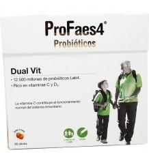 Profaes 4 Dual Vit 30 Sticks Fresa