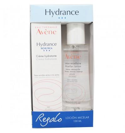 Avene Hydrance Feuchtigkeitscreme Rich 40 ml + Micellar Lotion 100 ml