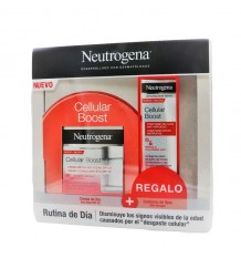 Neutrogena Cellular Boost Crema Día 50ml + Regalo Contorno Ojos 15ml