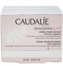 Caudalie Resveratrol Lift Crema Tisana de Noche 25 ml Talla Mini
