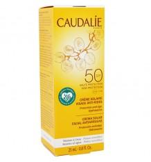 Caudalie Crème solaire anti-Rides Spf50 25 ml Taille Mini