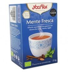 Yogi Tea Mente Fresca 17 Saquinhos