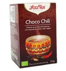 Yogi Tea Choco Chili 17 Saquinhos
