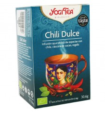 Yogi Tea Chili Dulce 17 Bolsitas