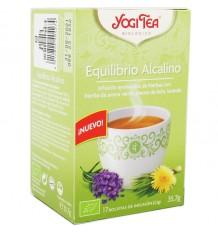 Yogi Tea Equilíbrio Alcalino 17 Saquinhos