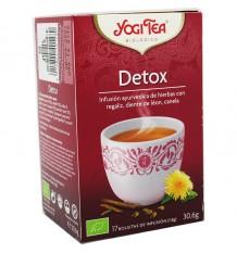 Yogi Tea Desintoxicação 17 Saquinhos