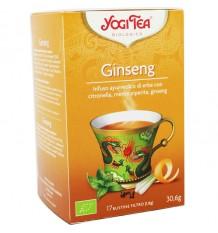Yogi Tea Ginseng 17 Saquinhos