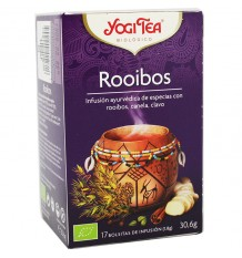 Yogi Tea Roobios 17 Saquinhos