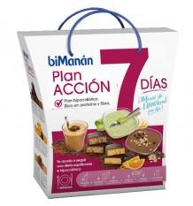 Bimanan Plan Action 7 Days