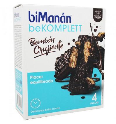 Bimanan Bekomplett Bombon Crujiente 4 Snacks