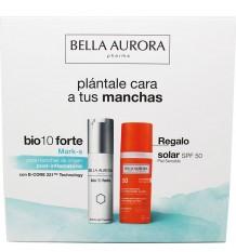Bella Aurora Bio10 Forte de la Marque-s 30 ml + Solaire Spf50 Protéger 50ml