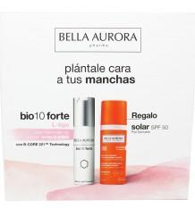 Bella Aurora Bio10 Forte L-tigo 30 ml + Solar Spf50 Protect 50ml