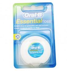 Oral B Essential Floss fio Dental de Menta 50m