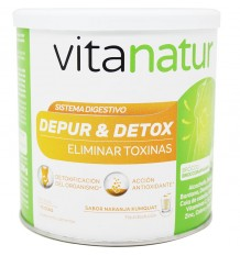 Vitanatur Depur & Detox 200g Elimina Toxinas