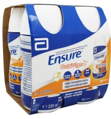 Ensure Nutrivigor Baunilha 4x220 ml