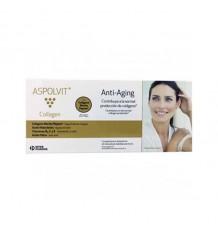 Aspolvit Collagen Anti Aging 20 Ampolas