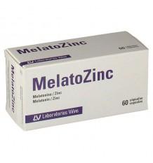Melatozinc 60 Capsules