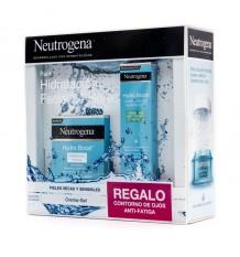 Neutrogena Hydro Boost Crema Gel 50ml Contono Ojos 15ml