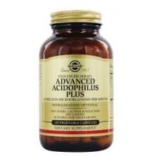 Solgar Advanced Acidophilus Plus 120 Capsulas
