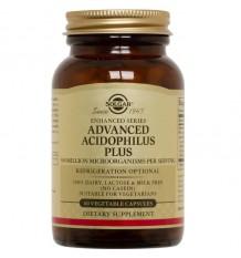 Solgar Advanced Acidophilus Plus 60 Capsulas
