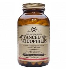 Solgar 40 + Acidophilus 120 Capsules