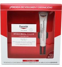 Eucerin Hyaluron Filler Volume de Levage de Peau Sèche Spf 15 pour le Contour des yeux 15 ml