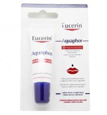 Eucerin Aquapor la Régénération de baume pour les Lèvres 10ml