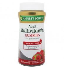 Nature's Bounty Adult Multivitamin Gummies 60 Gominolas
