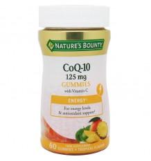 Nature's Bounty CoQ-10 125mg Gummies 60 Gominolas