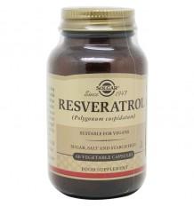 Solgar Resveratrol 60 Capsulas